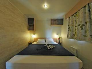 Paillotte Baya chambre