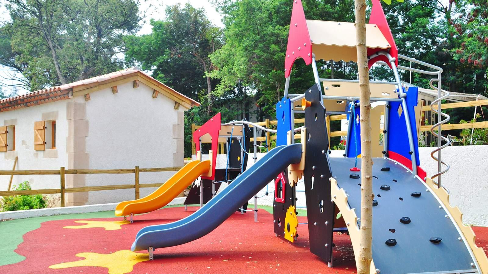 air de jeux pour les enfants