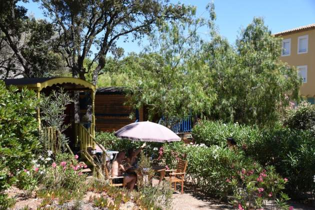 Camping Le Mas de la Treille 09